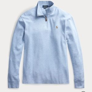 Polo by Ralph Lauren size medium half zip-up